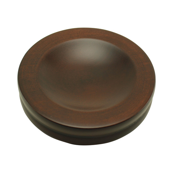 Walnut Satin Piano Caster Cups