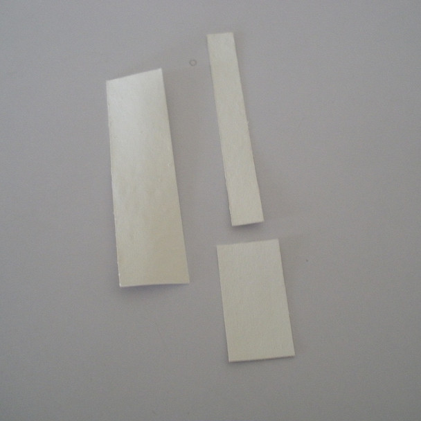 Piano Ivory Cement Wafers