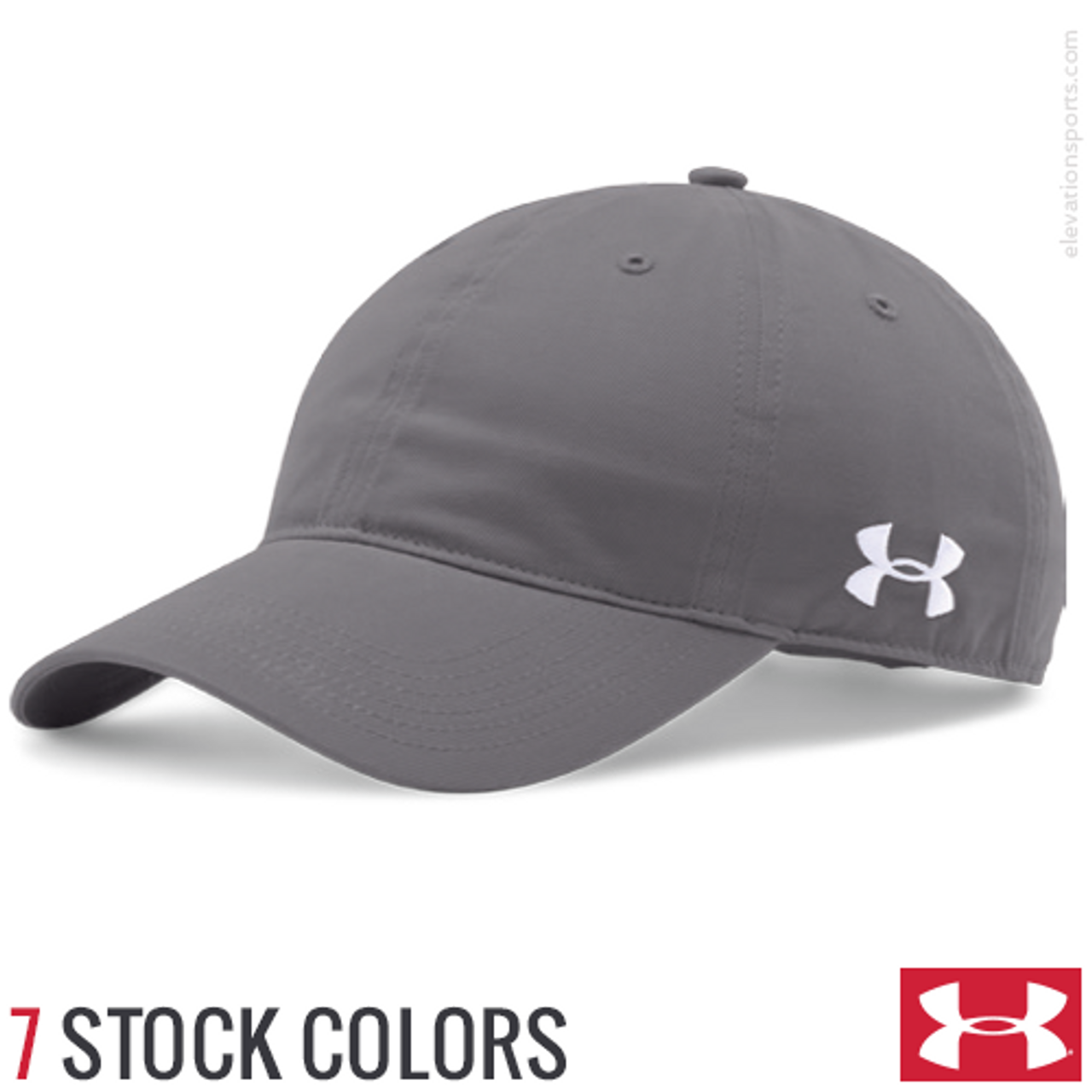 milla nautica molécula Individualidad  Under Armour Custom Hats with Relaxed Fit - Elevation Sports