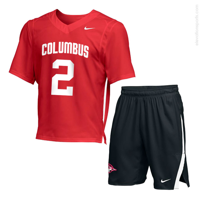 Nike Untouchable Speed Lacrosse Uniforms