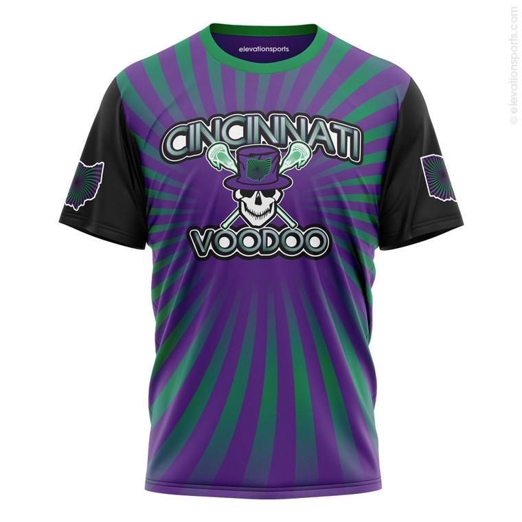 Elevation Sublimated Shirts