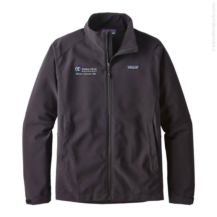 Patagonia Adze Hybrid Soft-Shell Jacket - Black