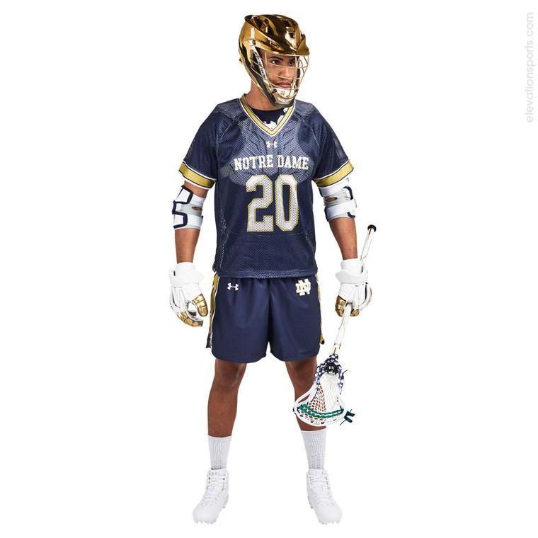 Under Armour Retro Throwback Lacrosse Uniform