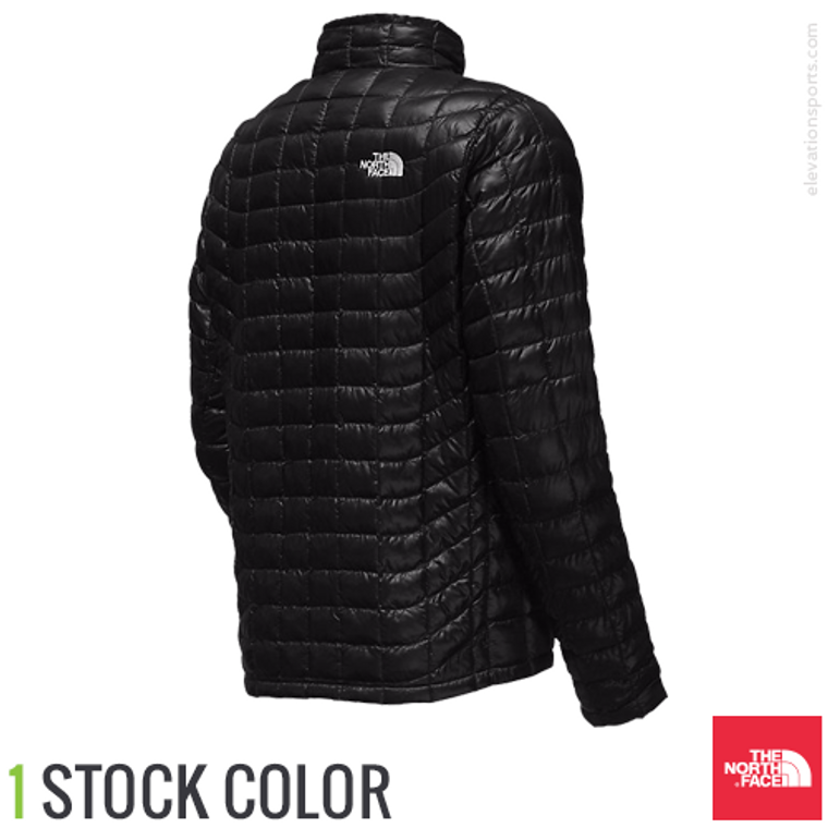 The North Face Thermoball Custom Insulated Jackets - Back