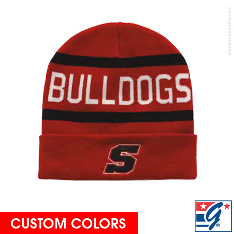 The Game Roll-Up Custom Winter Hats
