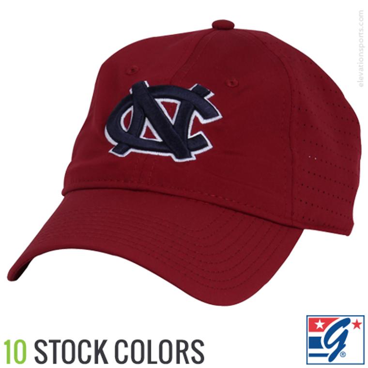 GB424 Gamechanger Perforated Custom Hats