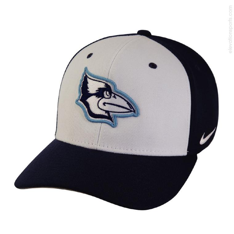 Nike Classic 99 Swoosh Flex Hat with embroidered custom logo.