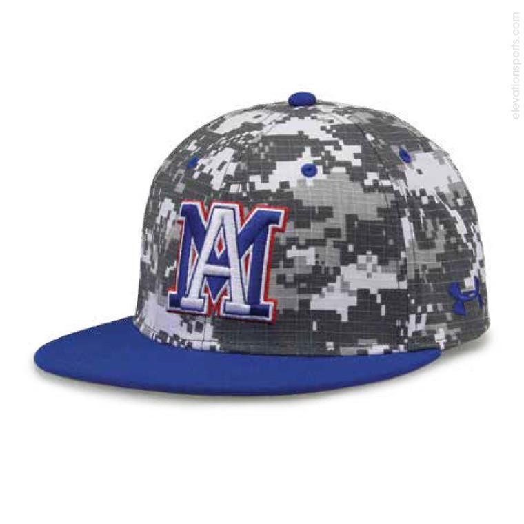 Under Armour Custom Digital Camo Baseball Hat