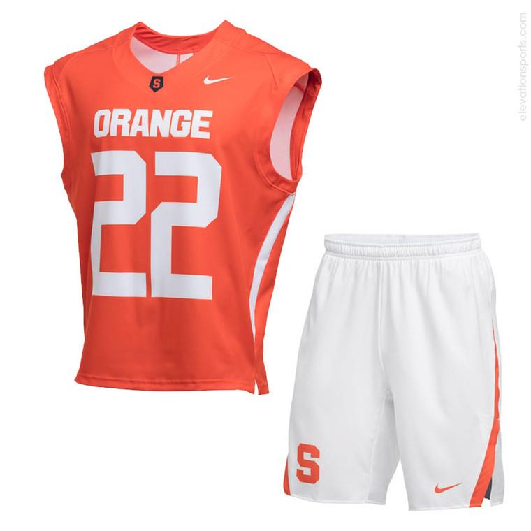 Nike Untouchable Speed Sleeveless Lacrosse Uniforms