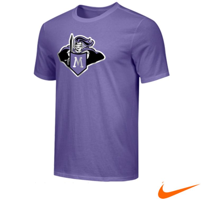 Custom Nike Core Cotton T-Shirts