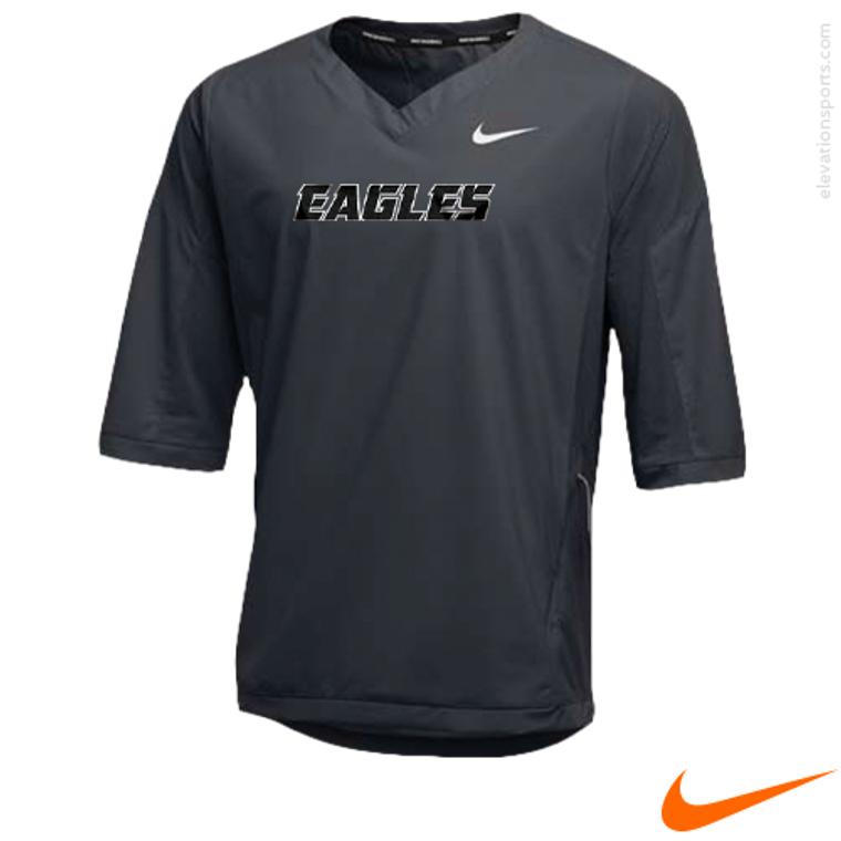 Custom Nike 3/4 Sleeve Cage Jackets