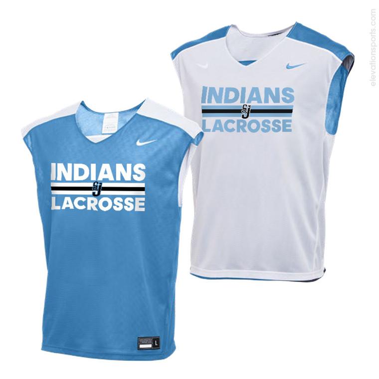 Custom Nike Lacrosse Pinnies