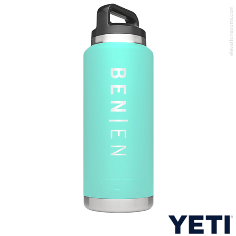 Custom YETI Water Bottles - 36 oz.