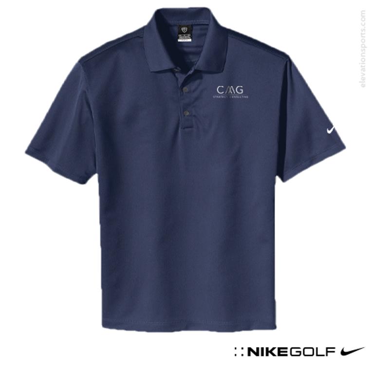 Custom Nike Golf Tech Basic Dri-FIT Polo Shirt