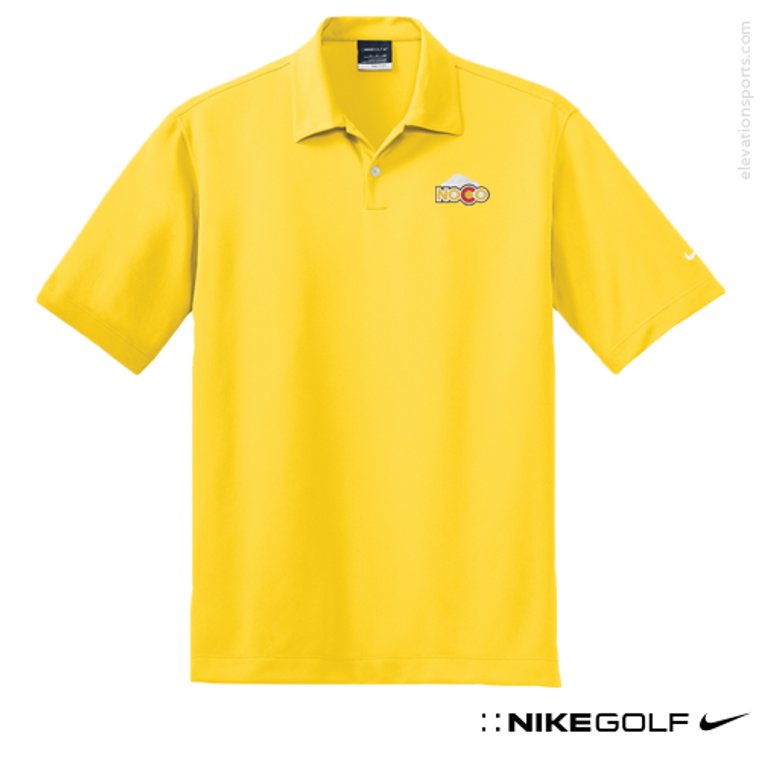 Nike Golf Dri-FIT Pebble Texture Custom Polo Shirt