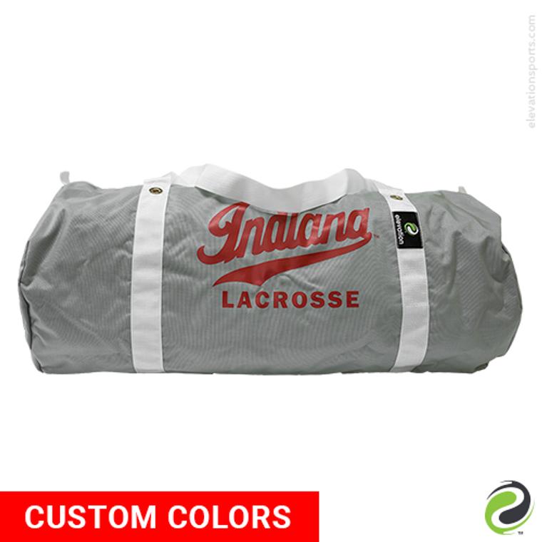 Elevation Custom Barrel Lacrosse Gear Bags - 36 Inch - Side 1