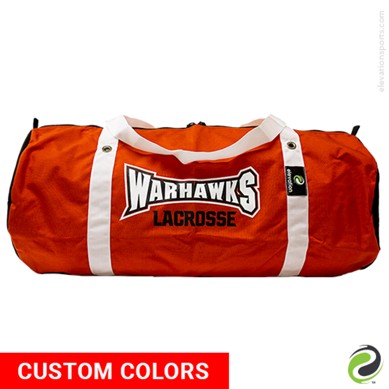 Elevation Custom Team Equipment Bags - 32 Inch - Side 1