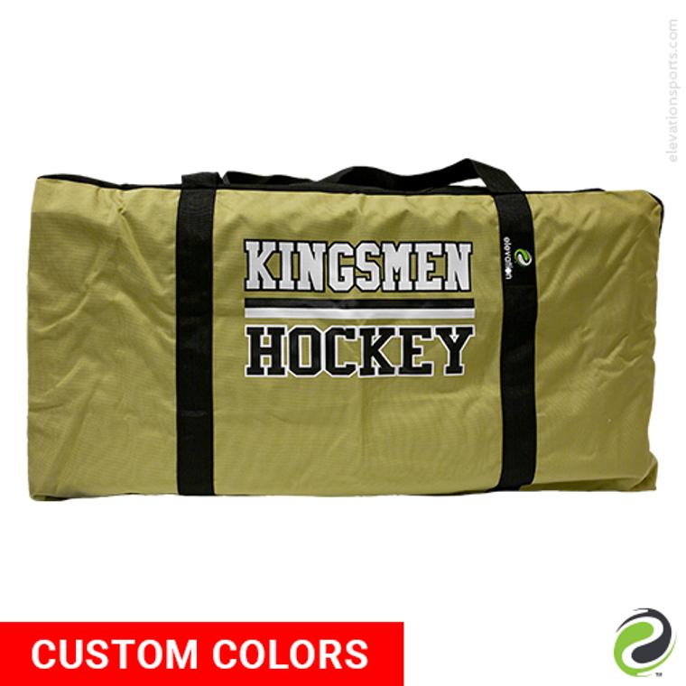 Elevation High Wall Custom Hockey Bags - 38 Inch - Side 1