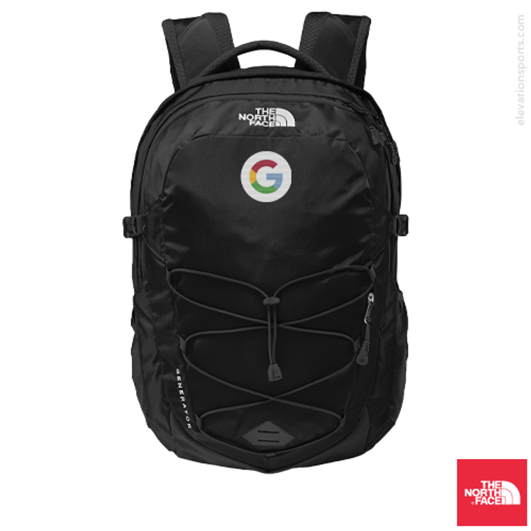 The North Face Generator Custom Backpack - Black