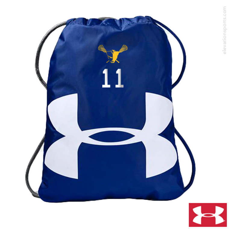 Under Armour Ozsee Drawstring Backpack - Royal