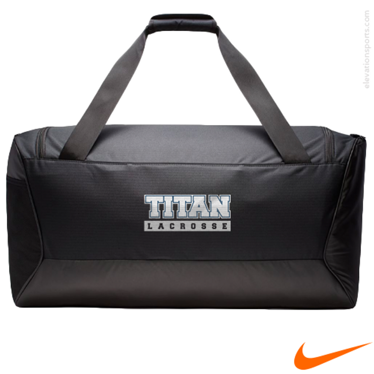 Custom Nike Duffel Bag - Large