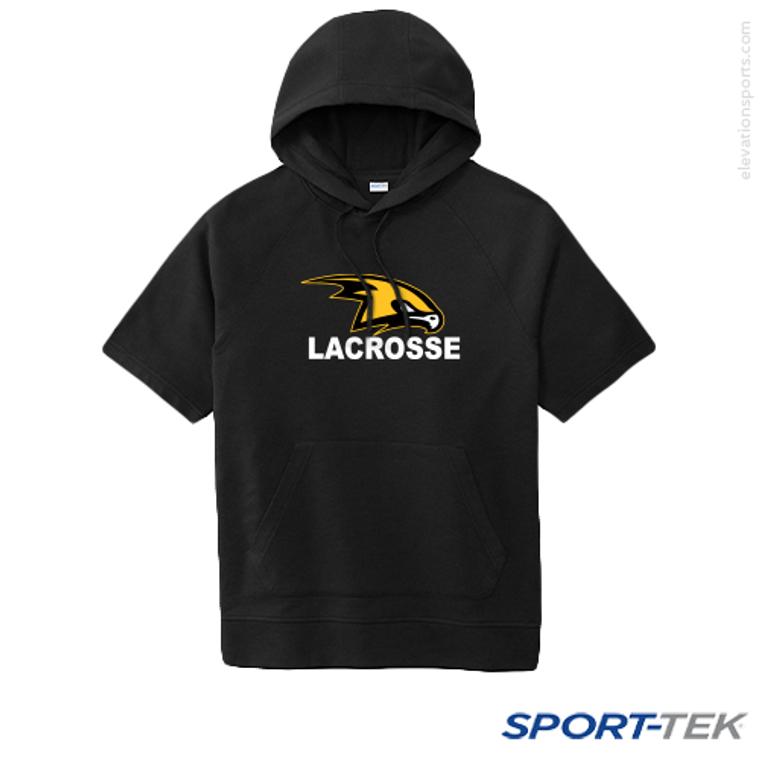 Sport-Tek Tri-Blend Custom Short Sleeve Hooded Sweatshirts
