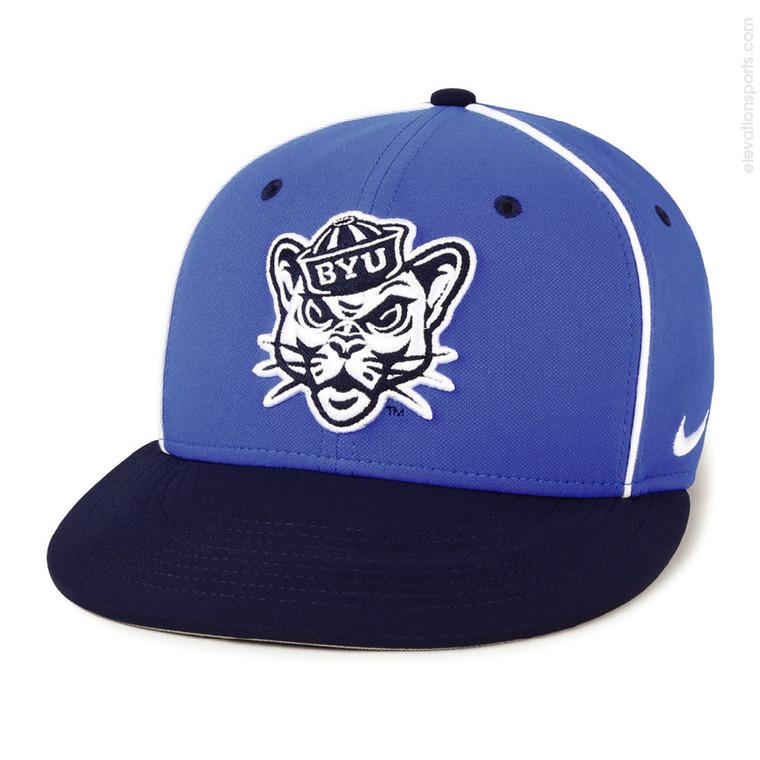 Nike Custom True Baseball Hats - High Crown