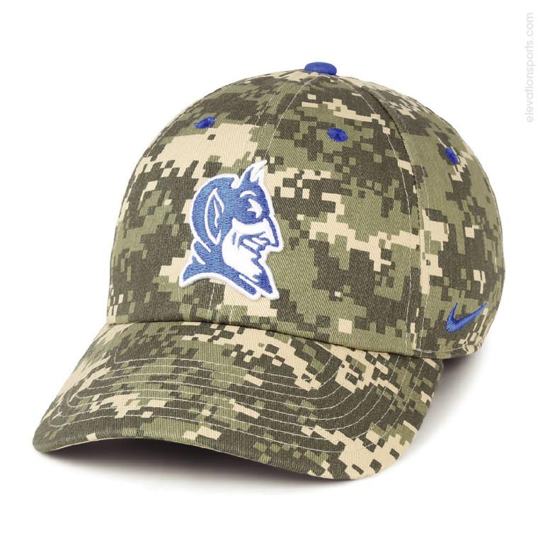 Custom Nike Heritage 86 Hats -Camo