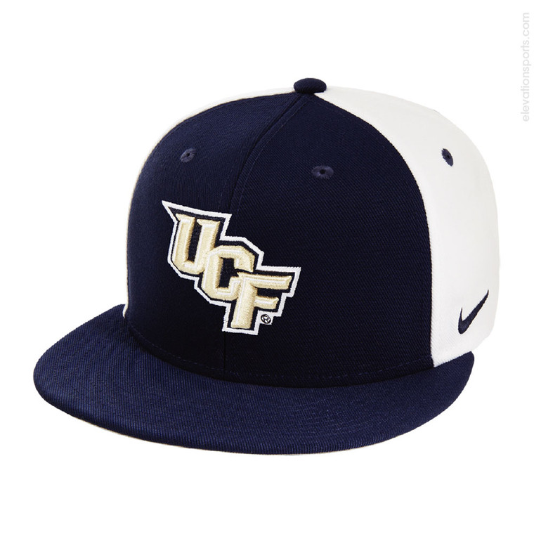 Custom Nike True Swoosh Baseball Hat - Snap Back