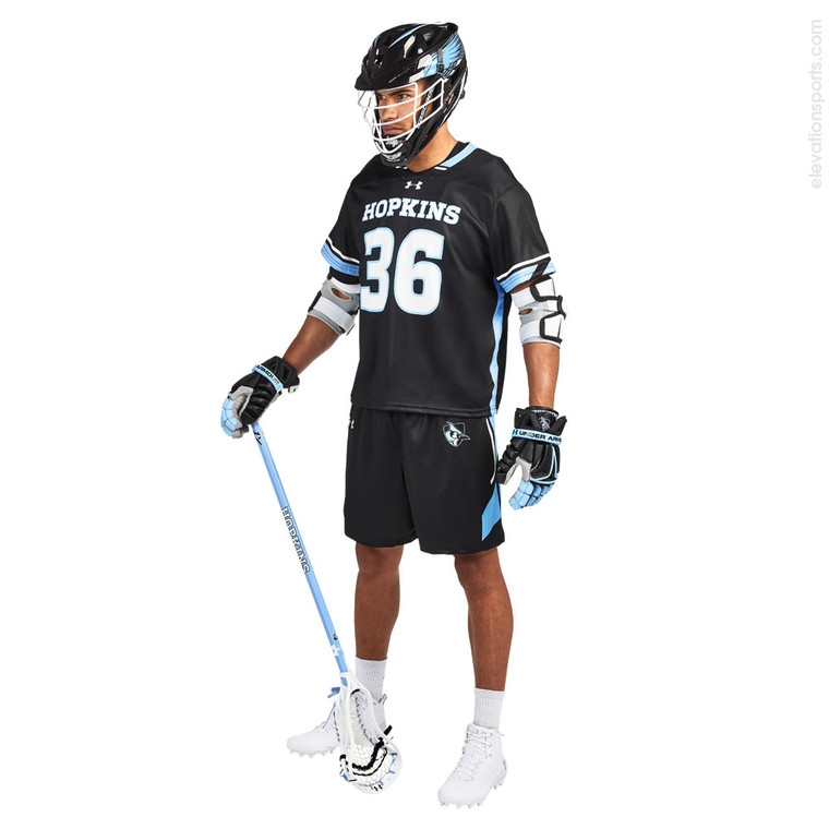 Under Armour AF Gametime Lacrosse Uniforms - Crease