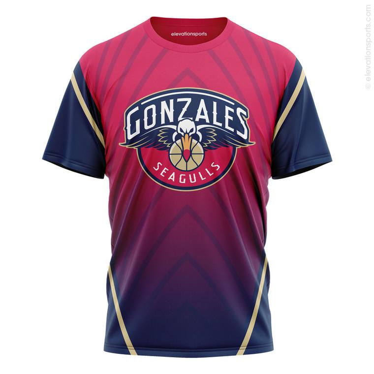 Elevation Sublimated Shirts - SS1015