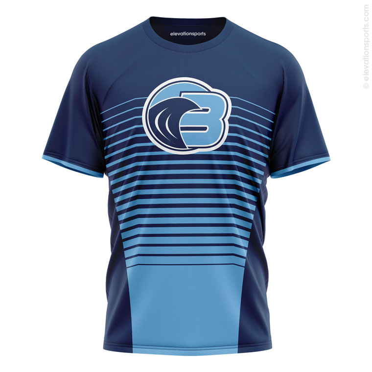 Elevation Sublimated Shirts - SS1019