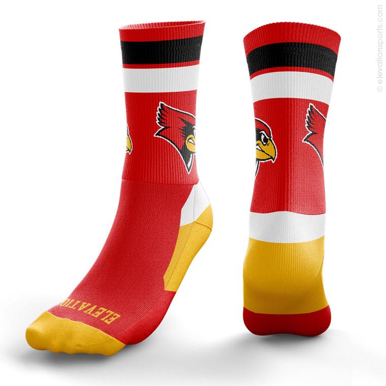 Elevation Custom Socks - 2 Stripes