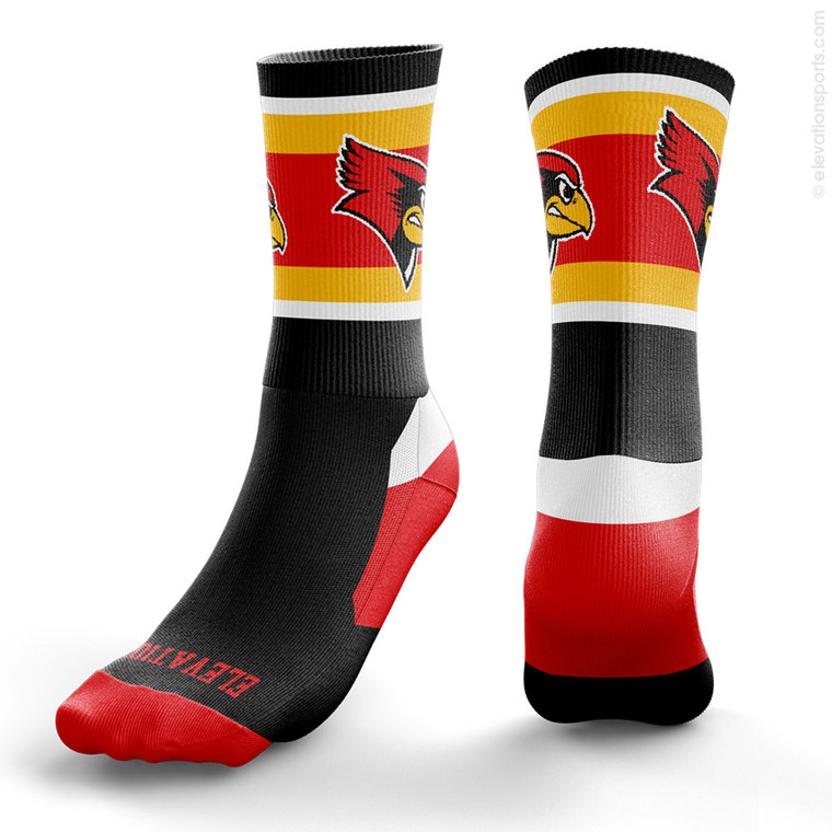 Elevation Custom Socks - Billboard