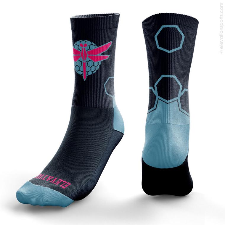 Elevation Custom Socks - Element