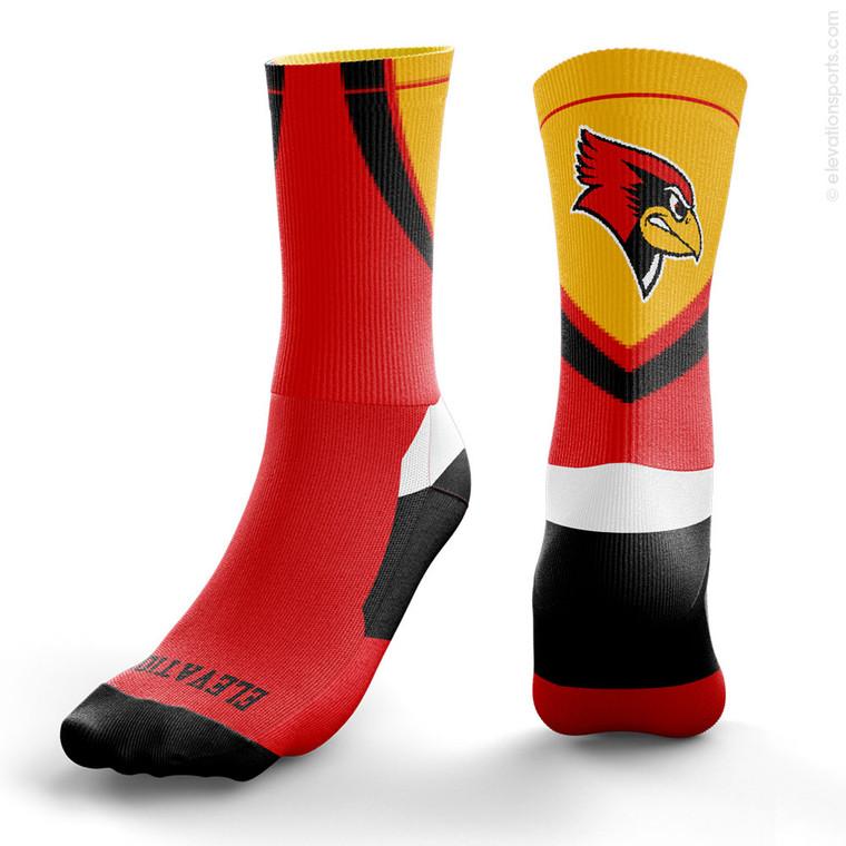 Elevation Custom Socks - Sabre