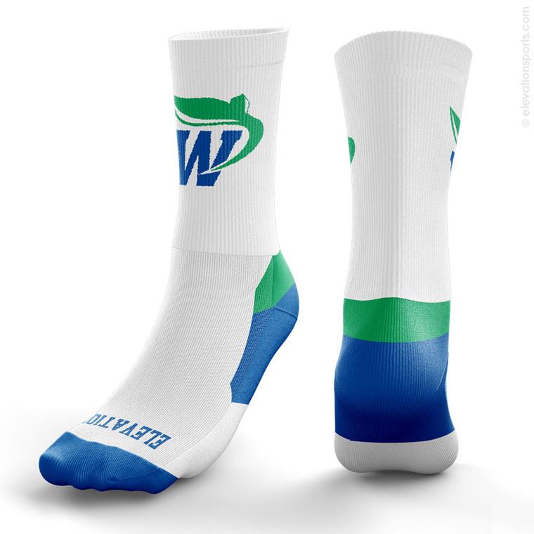Elevation Custom Socks - Solid