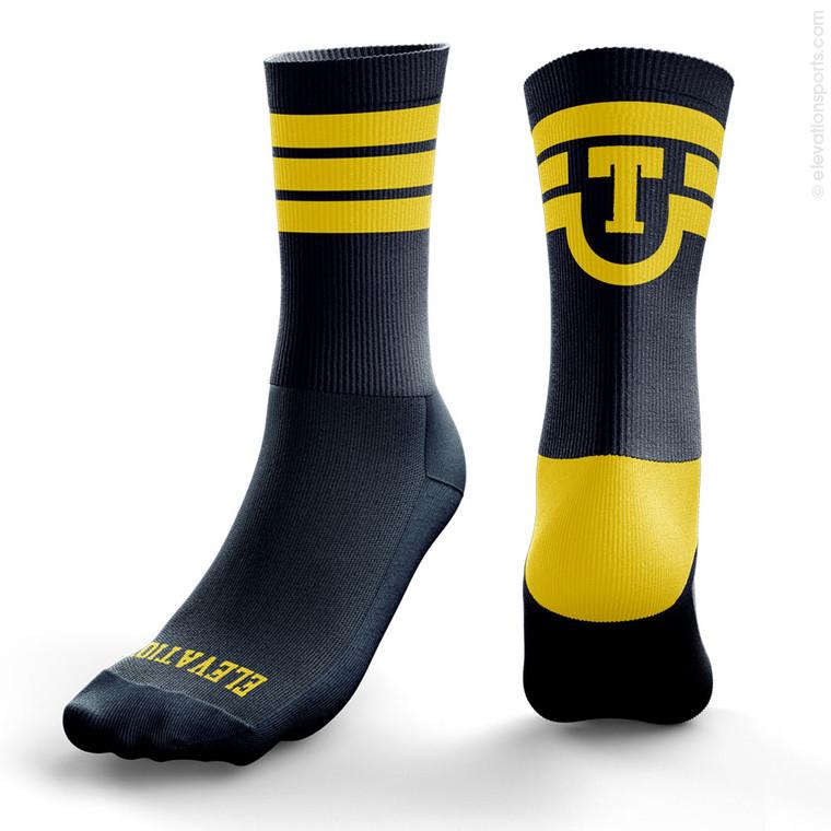 Elevation Custom Socks - Terminal Velocity