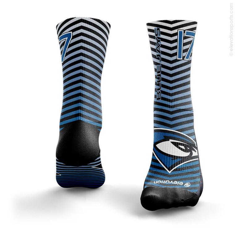 Elevation Sublimated Socks - SOX1002