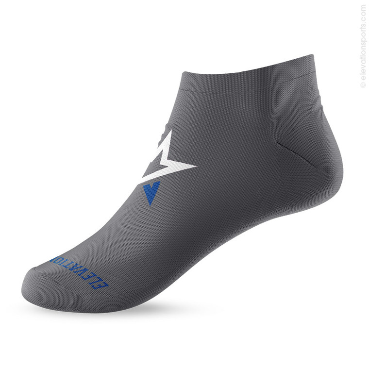 Elevation Custom Low Cut Socks - Solid