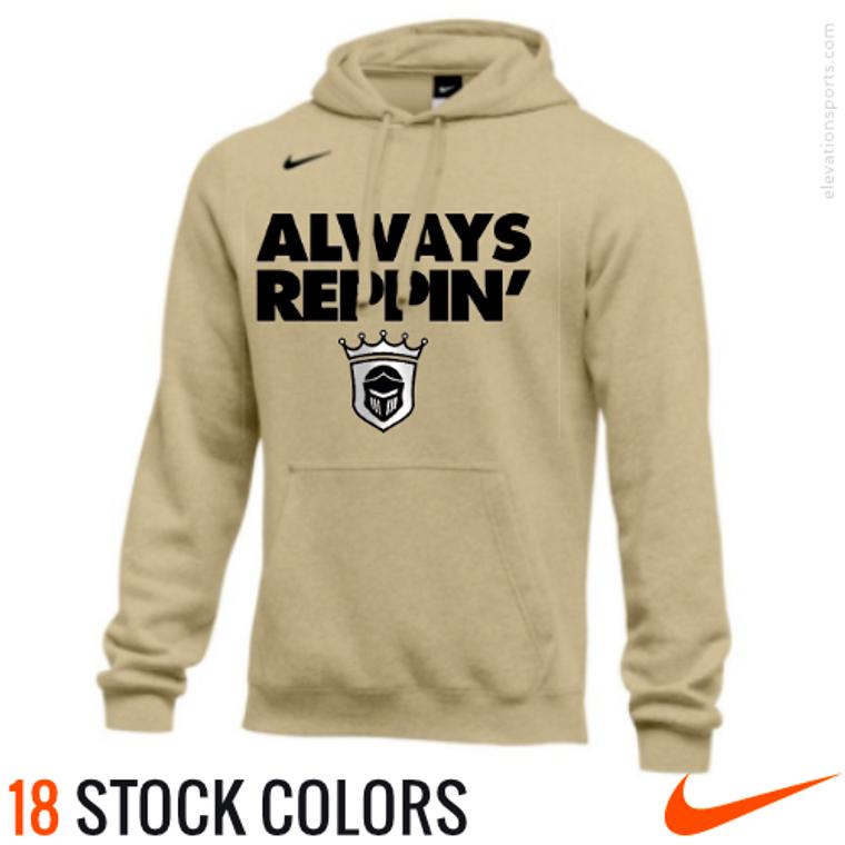 Nike Club Custom Hoodies