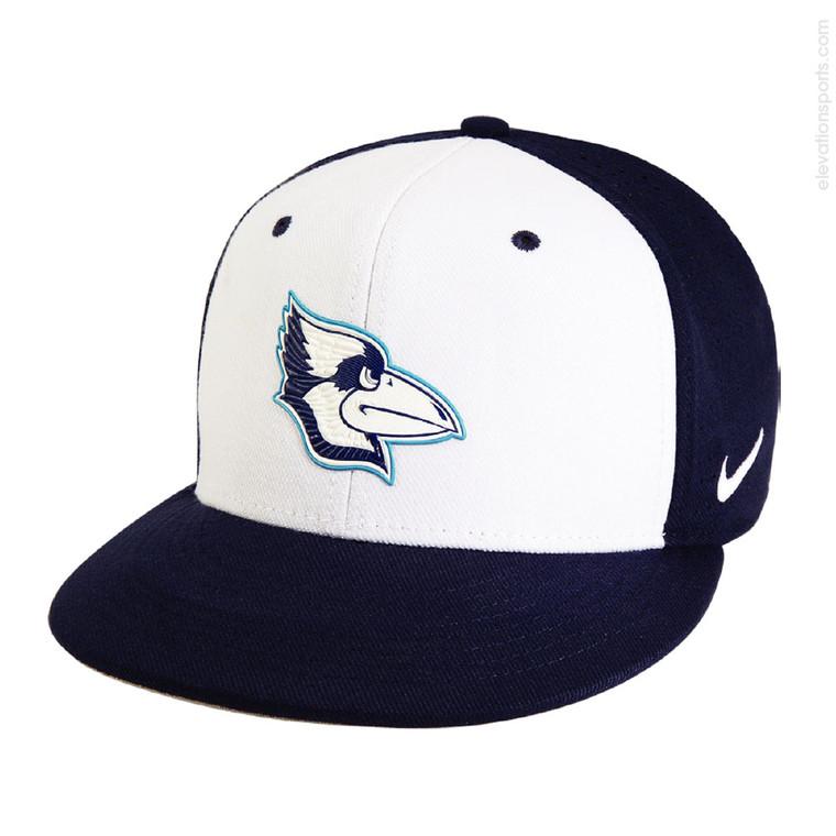 Custom Nike True Swoosh Baseball Cap with Aero Bill
