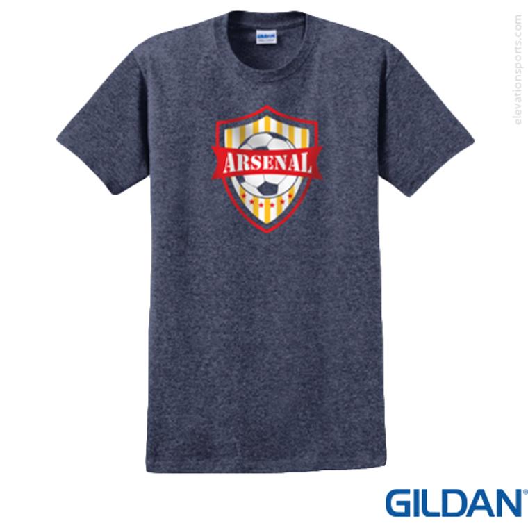 Custom Gildan 6 oz. Ultra Cotton T-Shirts