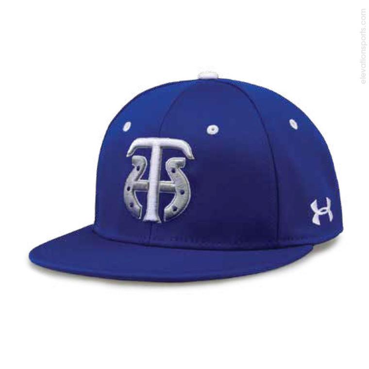 Under Armour Performance Wool Custom Baseball Hat