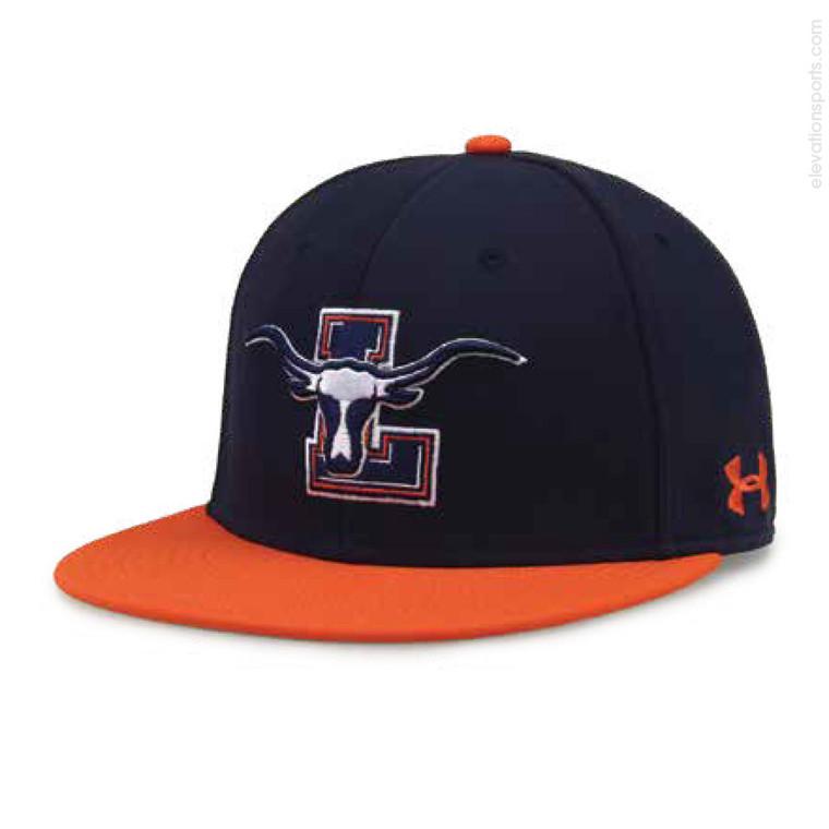 Custom Under Armour Resistor Baseball Hat