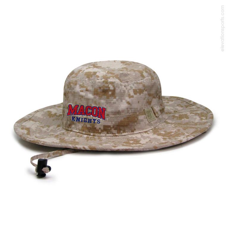 The Game Desert Camo Custom Bucket Hats
