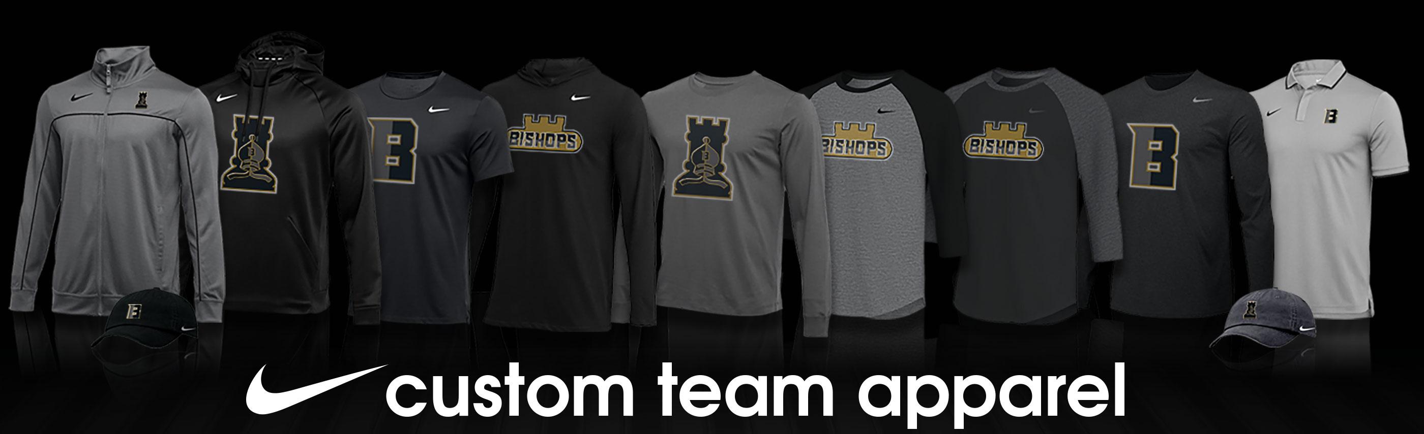 Nike Custom Team Apparel