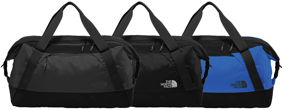 The North Face Custom Duffel Bag Colors