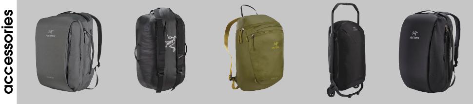 Custom Arcteryx Backpacks
