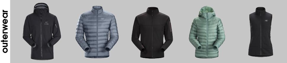 Custom Arc'teryx Outerwear